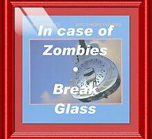 In case of Zombies- Break glass by DanBoldy