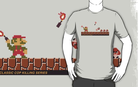 Super mario killah by Babble Designs