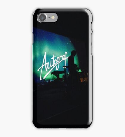 Autograf iPhone Case/Skin
