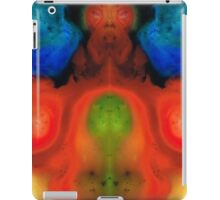 The Samurai - Abstract Art By Sharon Cummings iPad Case/Skin