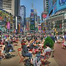 The Crossroads of the World by Lanis Rossi