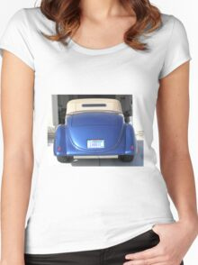 Cabbie Women's Fitted Scoop T-Shirt