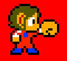 Alex Kidd by Klaus Balzano
