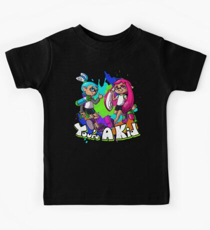 You're a Kid Now Kids Tee
