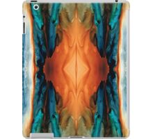The Great Spirit - Abstract Art By Sharon Cummings iPad Case/Skin