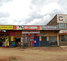 Life in Rural Kenya by kczpics