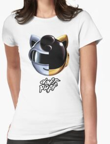 Daft Puff Womens Fitted T-Shirt