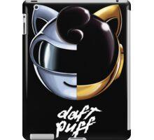 Daft Puff iPad Case/Skin
