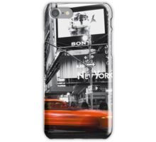 a new york minute iPhone Case/Skin