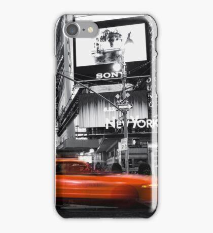 a new york minute iPhone Case/Skin