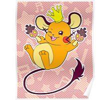 Party King Dedenne Poster