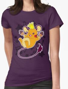 Party King Dedenne Womens Fitted T-Shirt