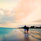 Long Walks on the Beach by Trenton Purdy