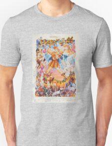 Distressed Hercules Poster T-Shirt