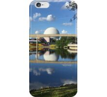 Epcot  iPhone Case/Skin
