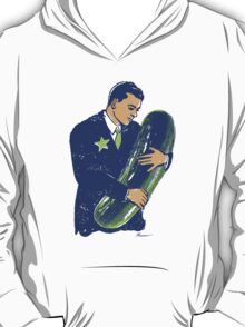 Hold The Pickle - American Oddities #3 T-Shirt