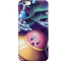 UFO Kirby iPhone Case/Skin