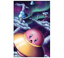 UFO Kirby Photographic Print