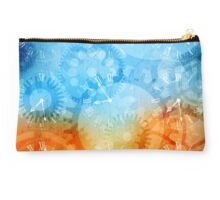 Clocks and Gears Studio Pouch