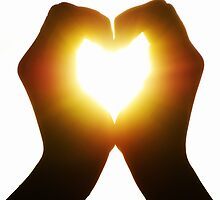With Glowing Hearts by Lisa Baumeler