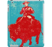 Border Patrol - Canada / Buffalo iPad Case/Skin