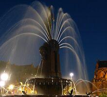 Archibald Fountain by PhotosByG