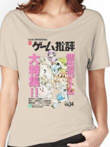 Prototype Pokemon Women's Relaxed Fit T-Shirt