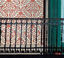 Orange walls by bertadp