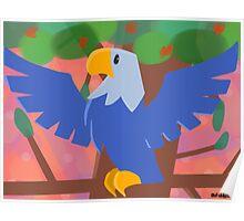 eagle i guess Poster