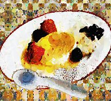 My Dinner with Gustav by RC deWinter