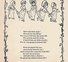 Miniature Under the Window Pictures & Rhymes for Children Kate Greenaway 1880 0012 The Two Boys by wetdryvac