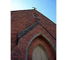 The Crosses- Hill End Photographic Print