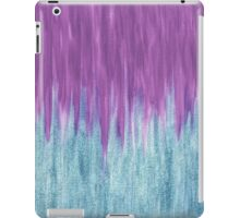 Aqua Sparkle Berry Abstract iPad Case/Skin
