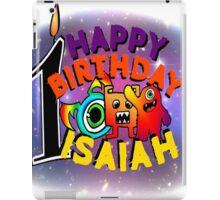 birthday iPad Case/Skin