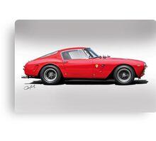 1961 Ferrari GT 250 SWB Canvas Print