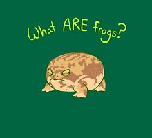 What ARE Frogs? (Desert Rain edition) T-Shirt