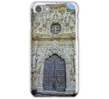 The Reign of Spain - Ultra-baroque in Texas iPhone Case/Skin