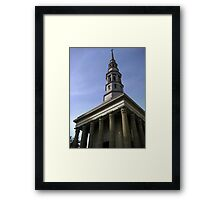 A Christian Church  Framed Print