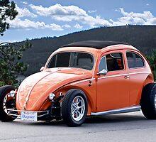 Volkswagen 'The Bugster' by DaveKoontz