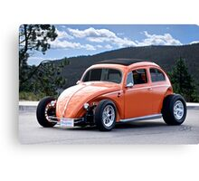 Volkswagen 'The Bugster' Canvas Print