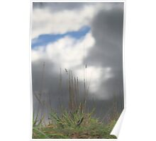 Cloud Reflection 2 Poster