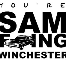 Sam F---ing Winchester 1 by twinRenegade