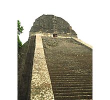 Ancient Stairs  Photographic Print