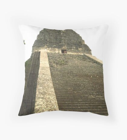 Ancient Stairs  Throw Pillow