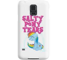 Salty Pony Tears Samsung Galaxy Case/Skin