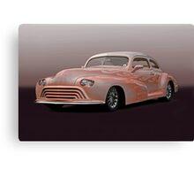 1946 Oldsmobile 'Custom' Sedanette Canvas Print
