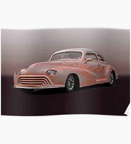 1946 Oldsmobile 'Custom' Sedanette Poster
