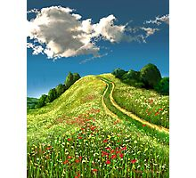 The Rise of Spring 1 Photographic Print