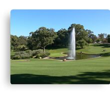 Kings Park, Perth Canvas Print