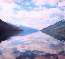 """Kootenay Lake ,British Columbia, Canada"" by Bruce Jones"